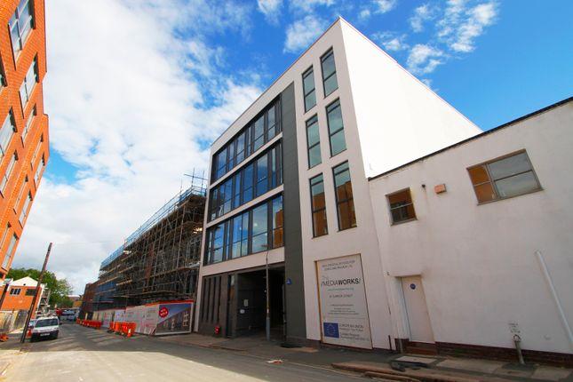 Thumbnail Office to let in Carver Street, Hockley, Birmingham