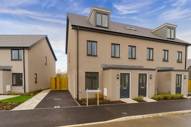 End terrace house for sale in Afflington Road, Plymouth