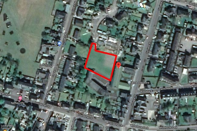 Land for sale in 0.5 Acre City Centre Site, Girnigoe Street, Wick KW14Hn KW1