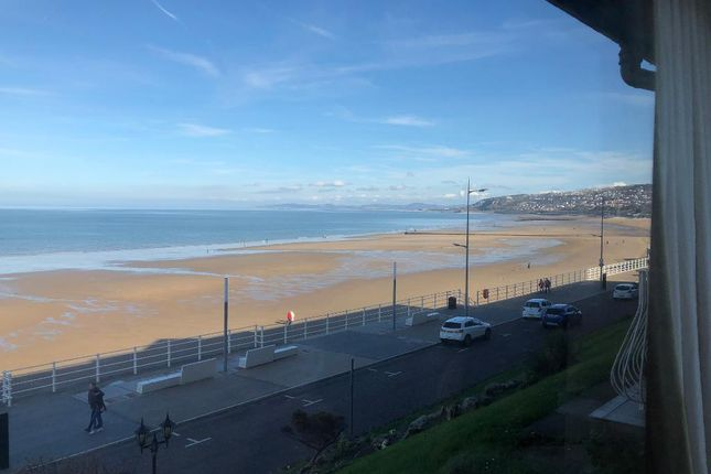 Thumbnail Maisonette for sale in Marine Road, Colwyn Bay, Conwy