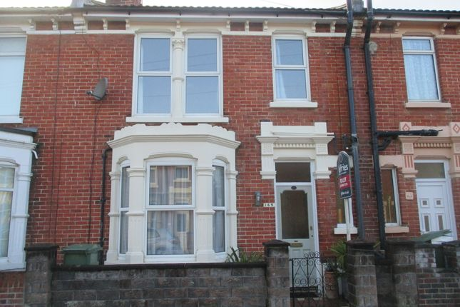 3 bed terraced house to rent in Dover Road, Portsmouth