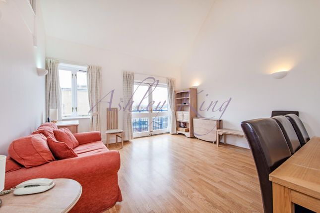 Thumbnail Flat to rent in East Ferry Road, London