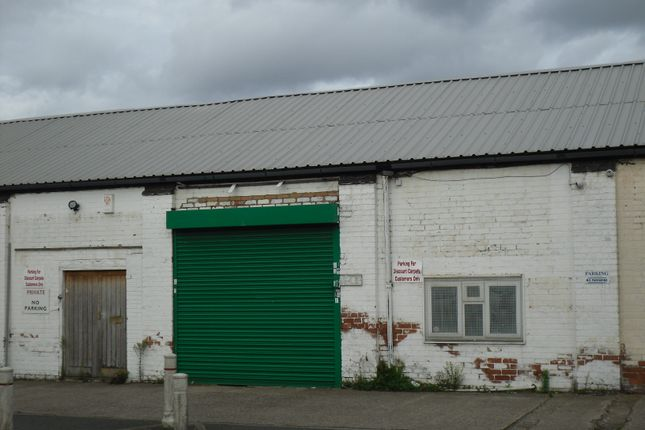 Thumbnail Industrial for sale in Greenlane Road, Leicester