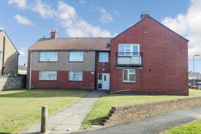 Thumbnail Flat to rent in Longvue Road, Sandfields, Port Talbot