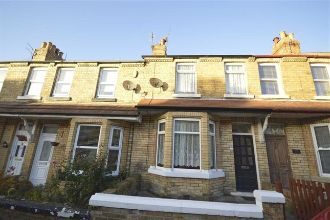 Thumbnail Terraced house to rent in Lyell Street, Scarborough