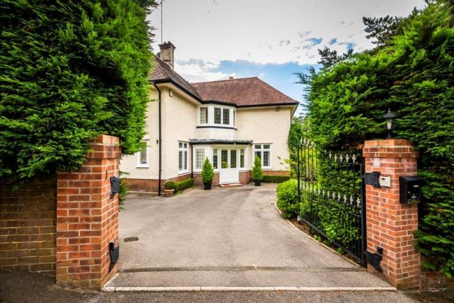 Detached house for sale in Glenferness Avenue, Westbourne, Bournemouth