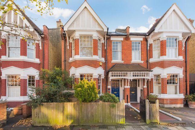 Thumbnail Semi-detached house for sale in Wavendon Avenue, Chiswick, London