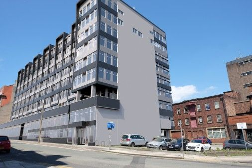 Thumbnail Flat for sale in Hatton Garden, Liverpool, Merseyside, 2Aj