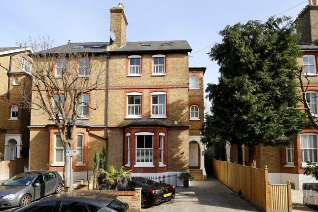 Thumbnail Town house to rent in Homefield Road, London