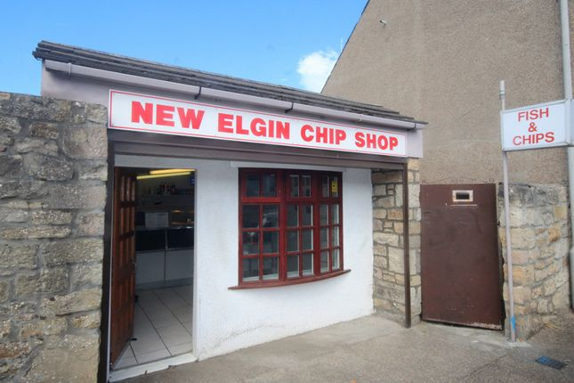 Thumbnail Restaurant/cafe for sale in New Elgin Chip Shop, 10A Smith Street, Elgin