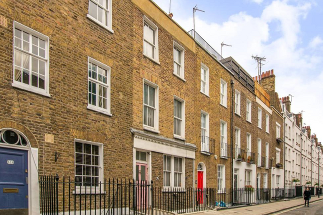 Thumbnail Terraced house to rent in Homer Street, Marylebone