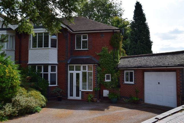 Thumbnail Semi-detached house for sale in Eleanor View, Newcastle-Under-Lyme