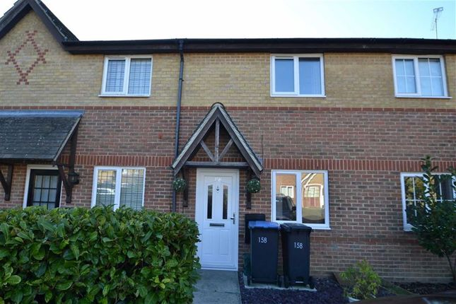 Thumbnail Terraced house for sale in Coalport Close, Church Langley, Harlow, Essex