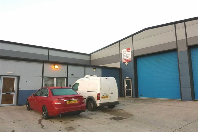 Thumbnail Light industrial to let in Oasis Business Park, Winsford, Cheshire