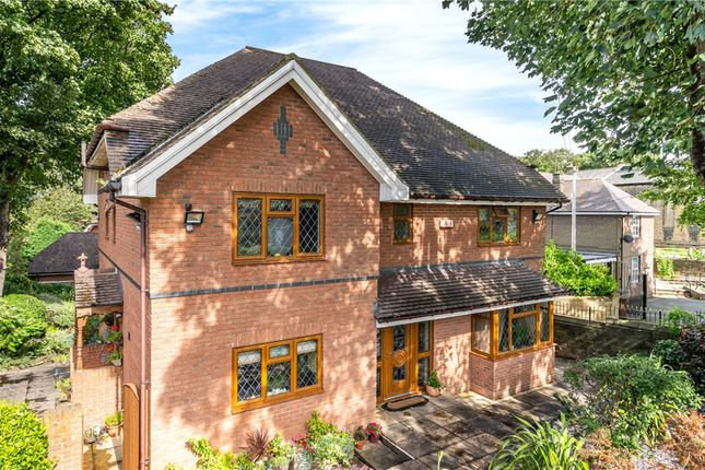 Thumbnail Detached house for sale in The Oaks, Rooms Lane, Morley, Leeds