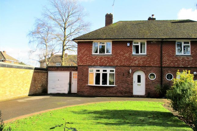 Thumbnail Semi-detached house for sale in Stafford Road, Fordhouses, Wolverhampton