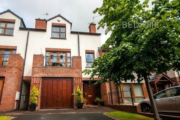 Thumbnail Town house to rent in Redwood Dale, Dunmurry, Belfast