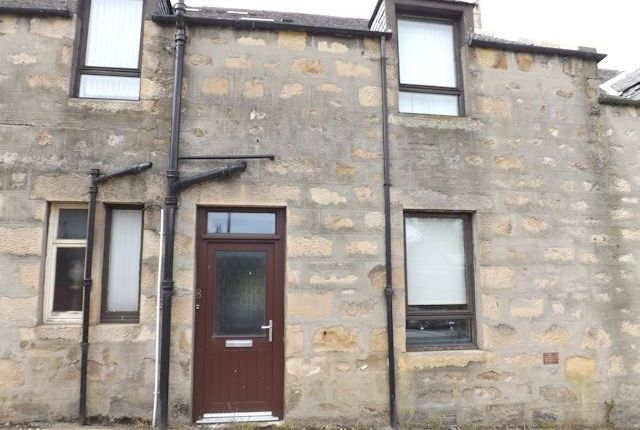 Thumbnail Terraced house for sale in Ross Street, Tain