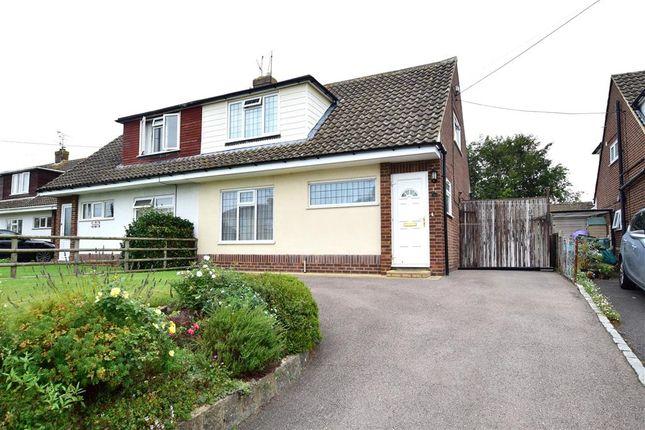 3 bed semi-detached house for sale in Pound Road, East Peckham, Tonbridge, Kent TN12