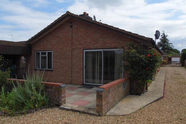 Thumbnail Detached bungalow for sale in Green Lane, South Wootton, King's Lynn