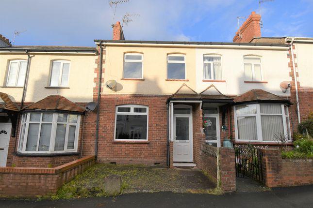 3 bed terraced house to rent in Boyne Road, Budleigh Salterton EX9