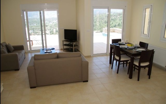 Villas Poppy & Hibiscus Lounge & Views