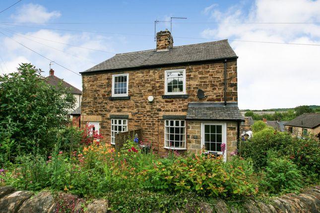 Thumbnail Semi-detached house for sale in Quoit Green, Dronfield, Derbyshire