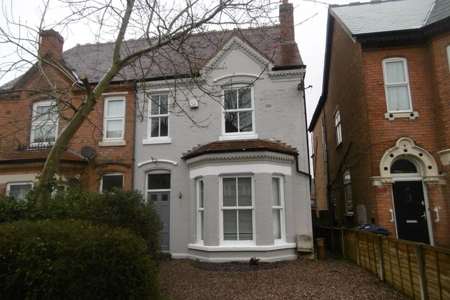Thumbnail Semi-detached house to rent in Sandford Road, Moseley