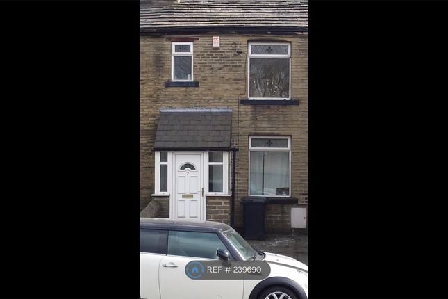 Thumbnail Terraced house to rent in Witchfield Hill, Halifax