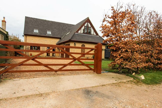 Thumbnail Detached house for sale in Longmere Lane, Soham, Ely