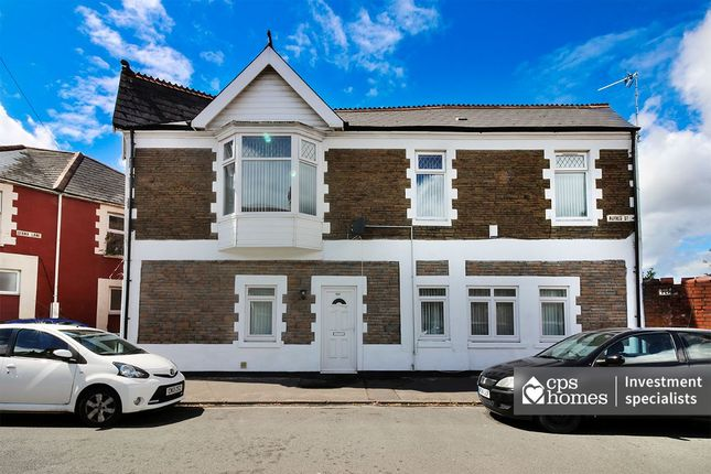 Flat for sale in Alfred Street, Roath, Cardiff