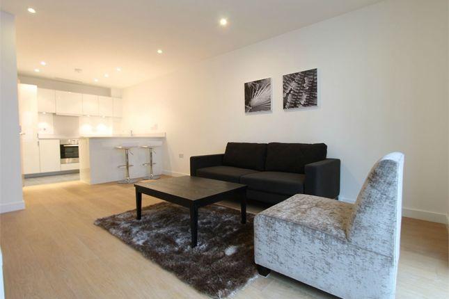 Thumbnail Flat to rent in Keats Apartments, Saffron Central Square, Croydon, Surrey