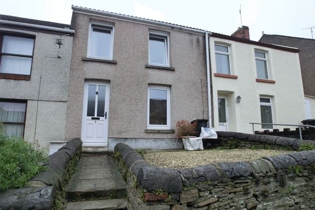 Thumbnail Terraced house to rent in Park Street, Skewen, Neath