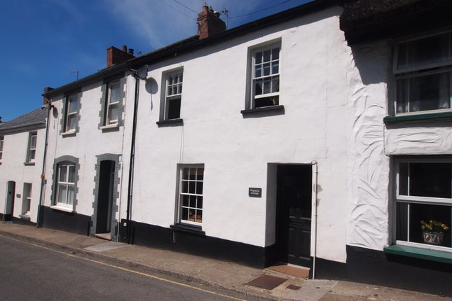 Thumbnail Cottage for sale in East Street, Braunton