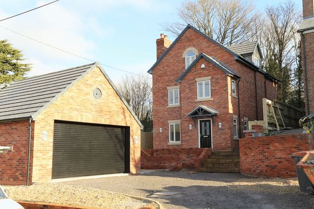 Thumbnail Detached house for sale in St. Lukes Road, Doseley, Telford