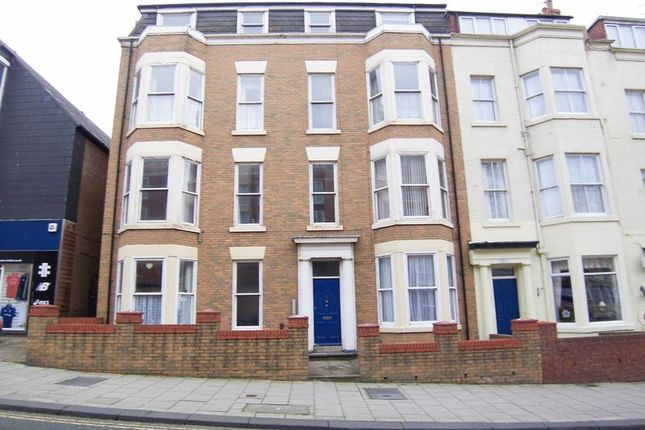 Thumbnail Flat to rent in North Marine Road, Scarborough