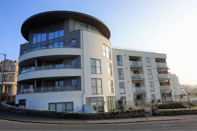 Thumbnail Flat for sale in Esplanade Road, Newquay