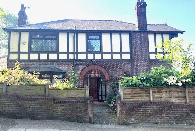 Thumbnail Detached house for sale in Castle Hill Road, Prestwich