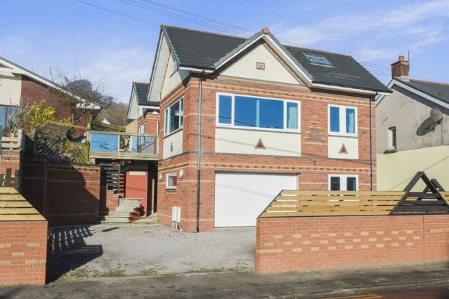 Thumbnail Detached house for sale in Main Road, Llantwit Fardre, Pontypridd