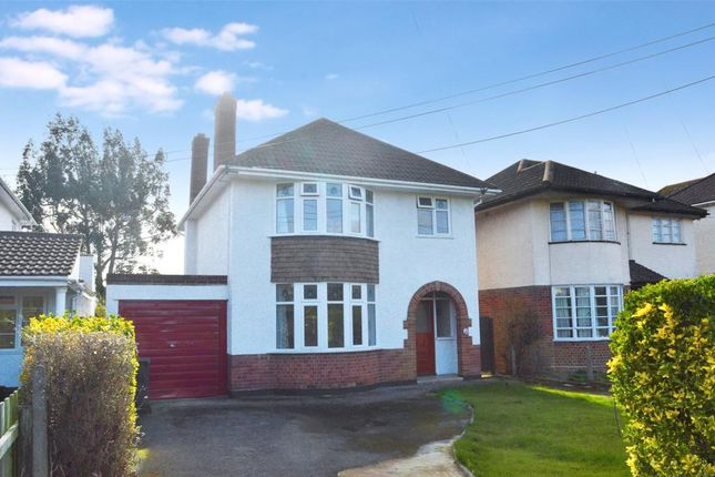 Thumbnail Detached house for sale in Ilminster Road, Taunton, Somerset