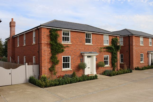 Thumbnail Detached house for sale in Millstone Green, Copford, Colchester