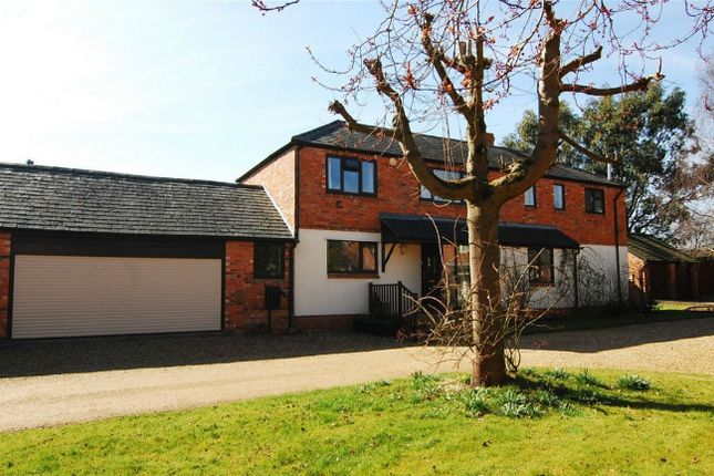 4 bed detached house for sale in Church Road, Hargrave, Wellingborough