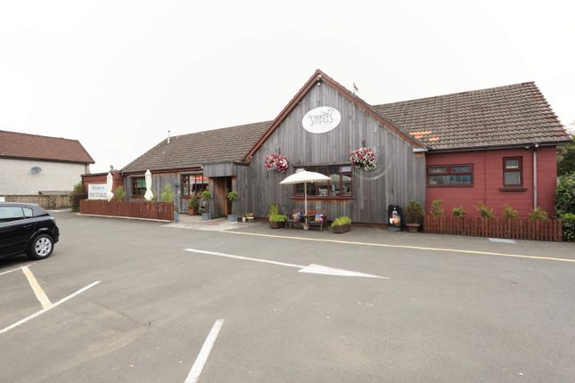 Thumbnail Commercial property for sale in The Stables Restaurant Carrochan Road, Balloch