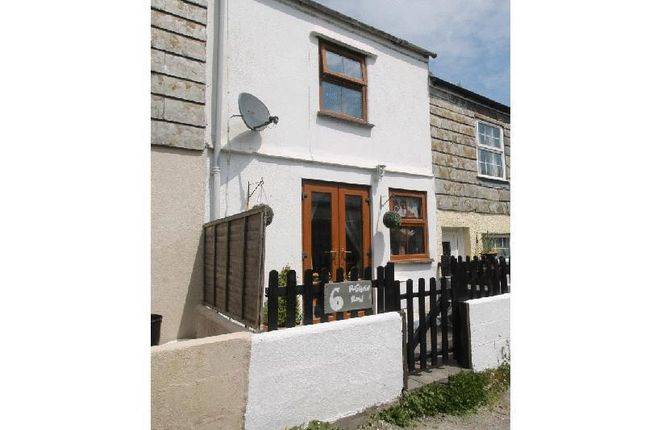 Thumbnail Terraced house to rent in Rosewin Mews, Lower East Street, St. Columb