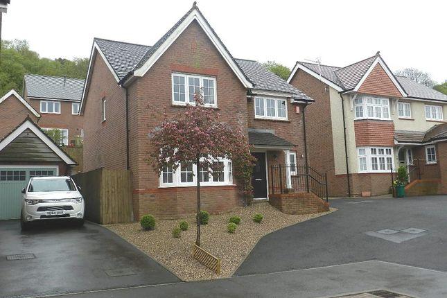 Thumbnail Detached house for sale in Parc Dan Y Bryn, Tonyrefail Porth