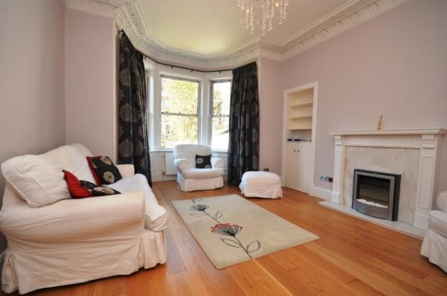 Thumbnail Flat to rent in Ivy Terrace, Edinburgh EH11,