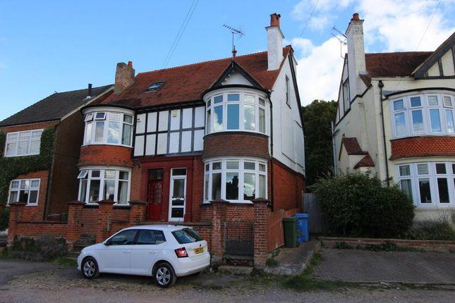 Thumbnail Semi-detached house for sale in York Crescent, Aldershot