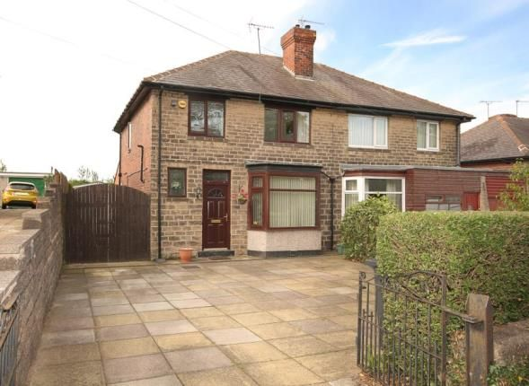 Thumbnail Semi-detached house for sale in Meadowhead, Sheffield, South Yorkshire