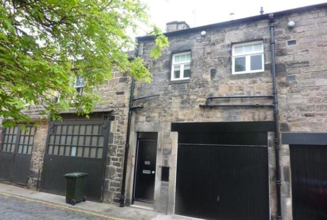 1 bedroom mews house to rent in Northumberland Street South West Lane, Edinburgh