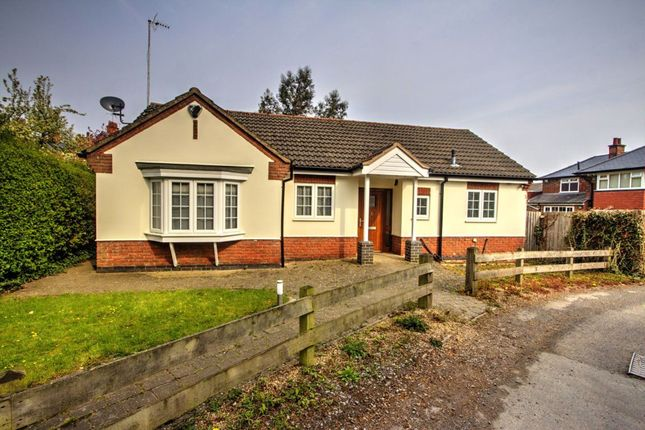 Thumbnail Bungalow to rent in Park Lane, Holmfield Avenue, Leicester